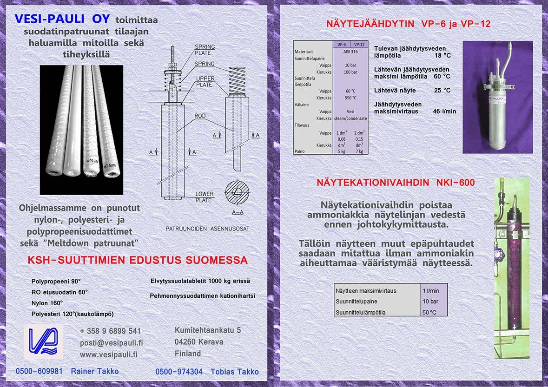 Vesi-Pauli Ltd pdf